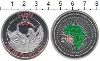 Изображение Монеты Гвинея 200000 франков 2015 Серебро Proof