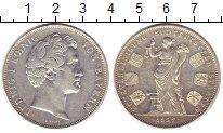 Изображение Монеты Бавария 2 талера 1837 Серебро XF-