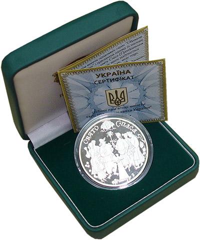 Изображение Подарочные наборы Украина 10 гривен 2010 Серебро Proof