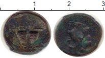 Изображение Монеты Пантикопей 1 халк 0 Бронза VF II век до н.э.