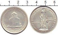 Изображение Монеты США 1/2 доллара 1925 Серебро XF+