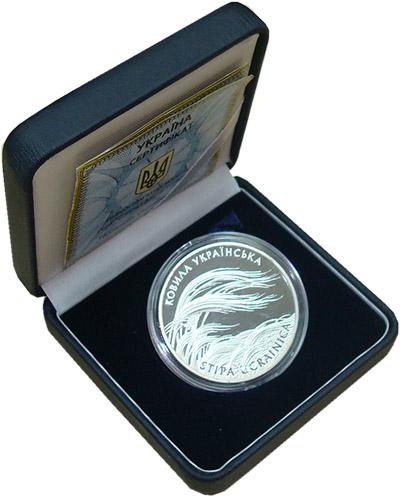 Изображение Подарочные монеты Украина 10 гривен 2010 Серебро Proof