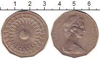 Изображение Монеты Австралия 50 центов 1977 Медно-никель UNC-