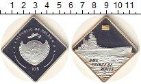 Изображение Монеты Палау 10 долларов 2009 Серебро Proof-