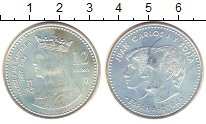 Изображение Монеты Испания 12 евро 2004 Серебро UNC