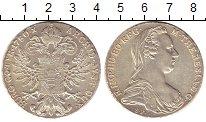 Изображение Монеты Австрия 1 талер 1780 Серебро UNC