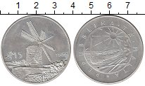 Изображение Монеты Мальта 5 фунтов 1977 Серебро UNC