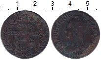 Изображение Монеты Франция 5 сантим 1799 Медь VF