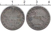 Изображение Монеты Брауншвайг-Вольфенбюттель 1/24 талера 1815 Серебро VF