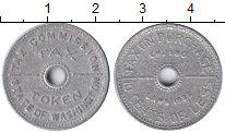 Изображение Монеты США жетон 0 Алюминий VF