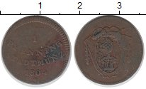 Изображение Монеты Германия Аугсбург 1 пфенниг 1804 Медь XF-