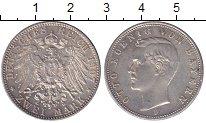 Изображение Монеты Бавария 2 марки 1907 Серебро XF+