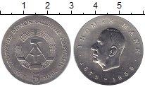 Изображение Монеты ГДР 5 марок 1975 Медно-никель UNC