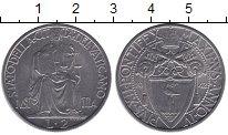 Изображение Монеты Ватикан 2 лиры 1942 Сталь UNC-