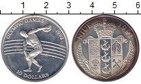 Изображение Монеты Ниуэ 10 долларов 1991 Серебро Proof-