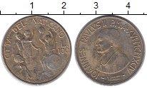 Изображение Монеты Ватикан 100 лир 1994 Медно-никель UNC