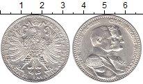Изображение Монеты Саксен-Веймар-Эйзенах 3 марки 1915 Серебро UNC