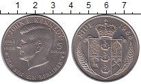 Изображение Монеты Ниуэ 5 долларов 1988 Медно-никель UNC