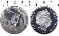 Изображение Монеты Соломоновы острова 10 долларов 2012 Серебро Proof-