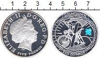 Изображение Монеты Великобритания 5 фунтов 2011 Серебро Proof-