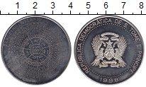 Изображение Монеты Сан-Томе и Принсипи 2000 добрас 1998 Медно-никель Proof-