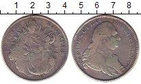 Изображение Монеты Бавария 1 талер 1781 Серебро VF