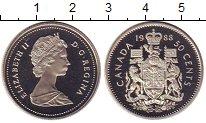 Изображение Монеты Канада 50 центов 1988 Медно-никель Proof