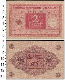 Изображение Боны Веймарская республика 2 марки 1920  XF