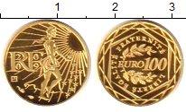 Изображение Монеты Франция 100 евро 2009 Золото Proof-