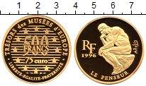 Изображение Монеты Франция 500 франков 1996 Золото Proof