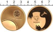 Изображение Монеты Португалия 8 евро 2004 Золото Proof