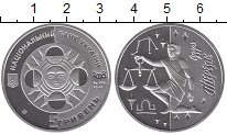 Изображение Монеты Украина 5 гривен 2008 Серебро Proof Знаки  Зодиака.  Вес