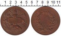 Изображение Монеты Франция медаль 0 Бронза XF Сельско-хозяйственна