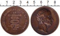 Изображение Монеты Франция Медаль 1828 Медь XF-
