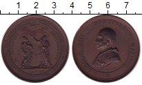 Италия Медаль Медь XF фото