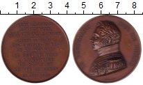 Изображение Монеты Франция Медаль 1829 Медь XF+
