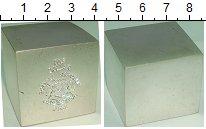 Изображение Монеты Сомали 1 доллар 2008 Медно-никель XF Куб. Геометрия