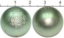 Изображение Монеты Сомали 1 доллар 2008 Медно-никель XF Шар. Геометрия