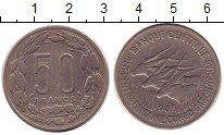 Изображение Монеты Центральная Африка Центральная Африка 1963 Медно-никель XF