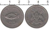Изображение Монеты Уганда 200 шиллингов 2008 Медно-никель XF-