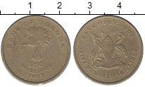 Изображение Монеты Уганда 500 шиллингов 2003 Латунь XF-