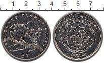 Изображение Монеты Либерия 1 доллар 1995 Медно-никель UNC