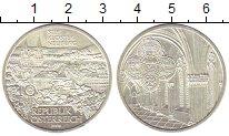 Изображение Монеты Австрия 10 евро 2008 Серебро UNC Монастырь  Клостерно