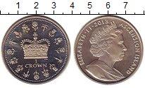Изображение Монеты Остров Вознесения 1 крона 2013 Медно-никель UNC