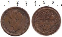 Изображение Монеты Монако 1 десим 1858 Медь XF-
