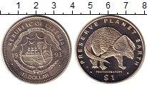 Изображение Монеты Либерия 1 доллар 1993 Медно-никель UNC