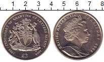 Изображение Монеты Антарктика 2 фунта 2008 Медно-никель UNC-