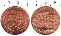 Изображение Монеты Австрия 10 евро 2014 Бронза UNC
