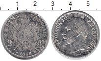 Изображение Монеты Франция 2 франка 1866 Серебро VF А  Наполеон III