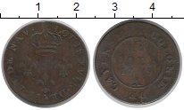 Изображение Монеты Франция 2 су 1789 Медь VF